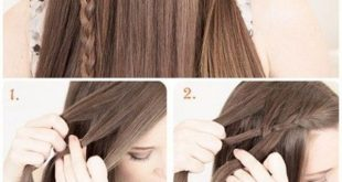 40 simple hairstyles for schools to try out in 2016