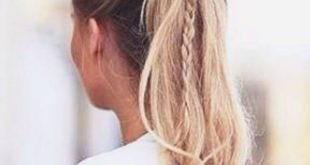49 Super-Trendy And Easy Hairstyle For School