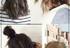 Einzigartige Zurück zu Schulfrisuren Kurzes Haar