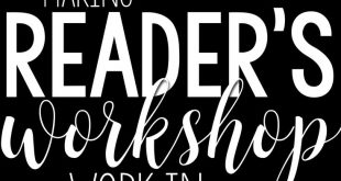 Getting Started with Reader's Workshop: A Teacher's Guide