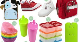 Back to School Essentials for Toddlers