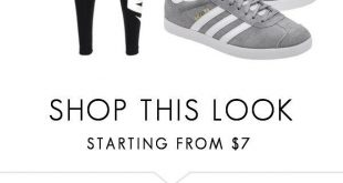 """""""Mall Day"""" by melanielexon ❤ liked on Polyvore featuring NIKE and adidas Origi..."""