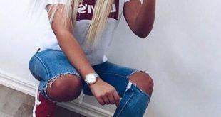 #Zurück #Zur #Schule #Ausstattung #Ideen für Teenager-Mädchen ... süße Outfits für das Schuloutfit