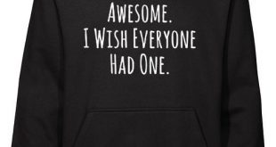 Brains Are Awesome I Wish Everyone Had One Hoodie - #awesome #Brains #chemise #H...