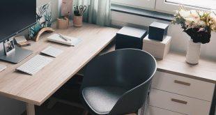 Update: Ein neuer Schreibtisch & Tipps für mehr Ordnung. (Anzeige)