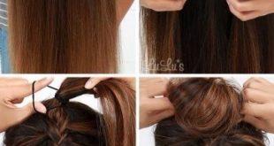 Visit for more 50 unglaublich einfache Frisuren für die Schule #einfache #fris ...