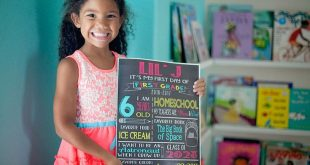 10 fun first day of homeschool traditions to help kick your year off right.