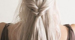 20 simple and chic hairstyles for schoolgirls - #hairstyles #schoolgirls #simple...