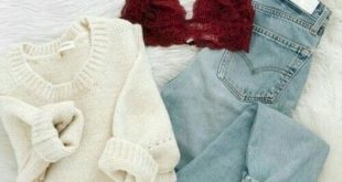 36 Winter School Outfits Ideas with Jeans Inspiring for Teens