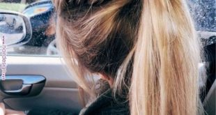 45 Spring Cute Braids Ponytail Hairstyles To Change Your Look