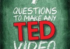 Bring TEDTalks to your classroom • Advice & free worksheet #highschool #middle...