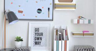 Fantastische Büro Schreibtisch Organisation Ideen 15 Must See Schreibtisch Orga