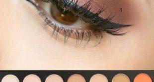 Incredible -> Simple Makeup sucht nach Schule Schritt für Schritt #cool #browne... #maquillaje #makeup