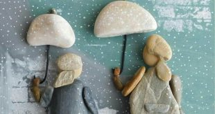 Pebbles: 25 Ideen für kreative Kunstinspiration