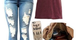 Wie trage ich Converse to School (35 Outfits) #school #converse #backtoschool #out